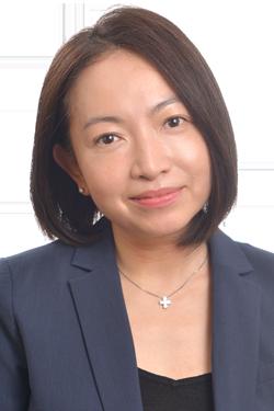 Portrait: Rita Cheng