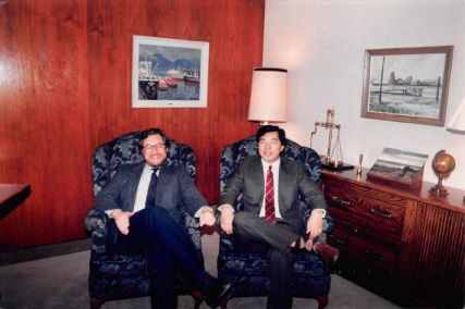 Jeffrey Lowe and Doug Sauer